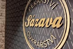 3D Logo Sázava