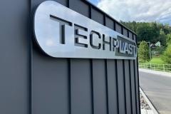 Techplast 3D logo
